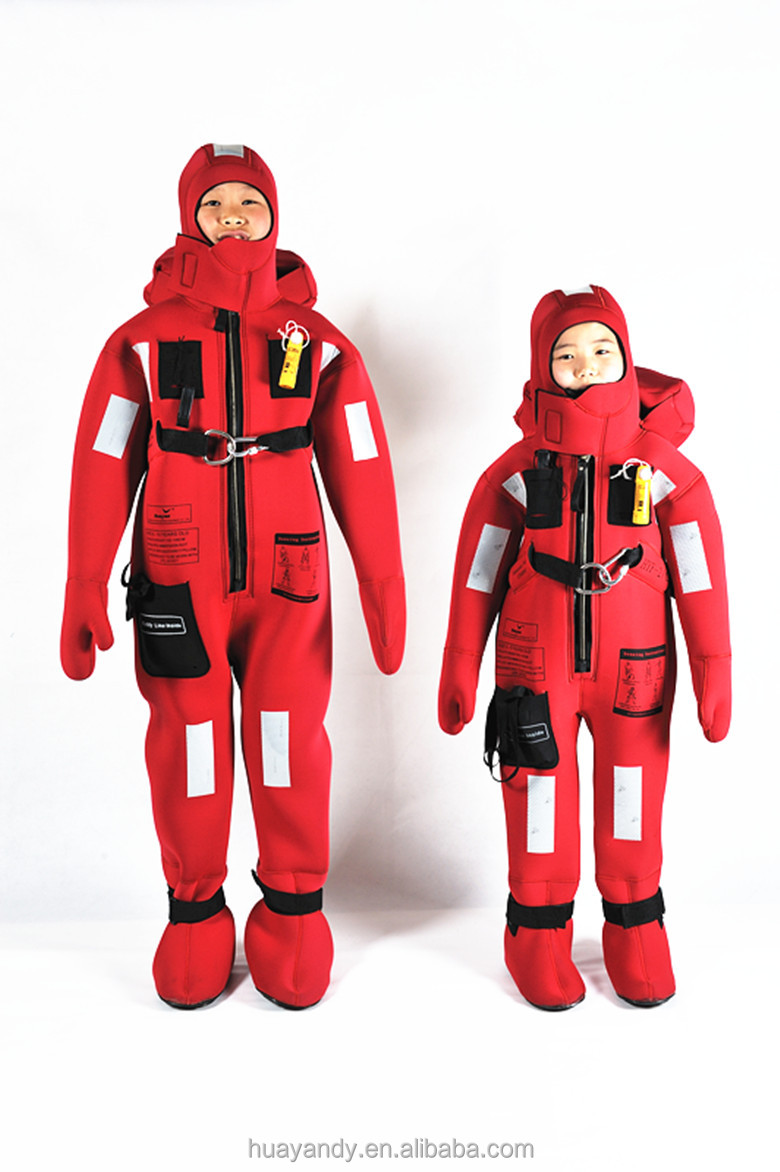 Marine Insulated Child Immersion Suit Buy Chila