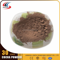 Top level organic raw PH5.0-5.6natural cocoa powder for Sale