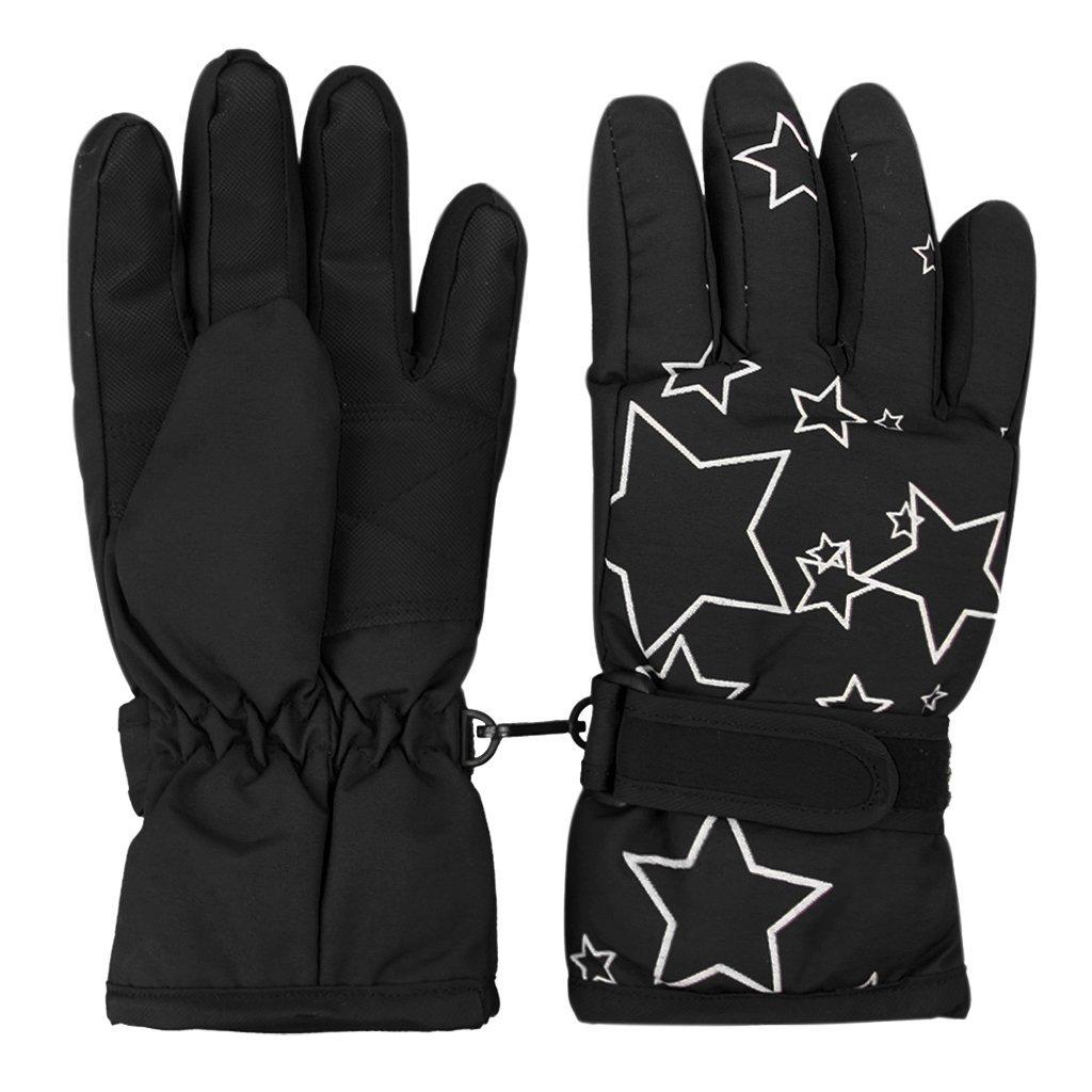 Mother & Kids Gloves & Mittens 1pair Baby Winter Camouflage Waterproof Warm Gloves Winter Kids Boys Girls Outdoor Warm Gloves Ski Mittens Child Gloves 4 Styles
