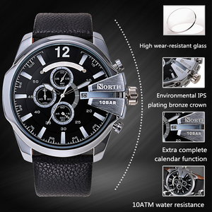 Alibaba express designer wrist watches for men Support OEM design your own watch with waterproof relojes hombre