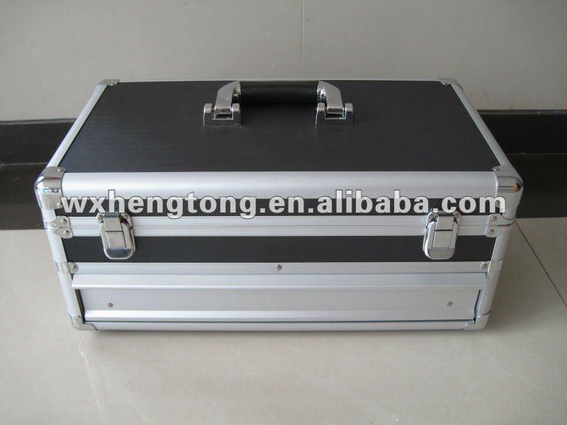 aluminium werkzeugkoffer mit schubladen werkzeugkasten produkt id 580030326. Black Bedroom Furniture Sets. Home Design Ideas