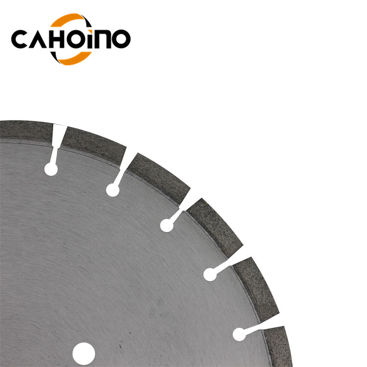 High Performance V Shape Blade Diamond Cutting Disc For Hard Materials