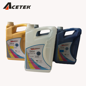low price infiniti/challenger/phaeton/crystal/Icontek/sk4 solvent ink for flex printing