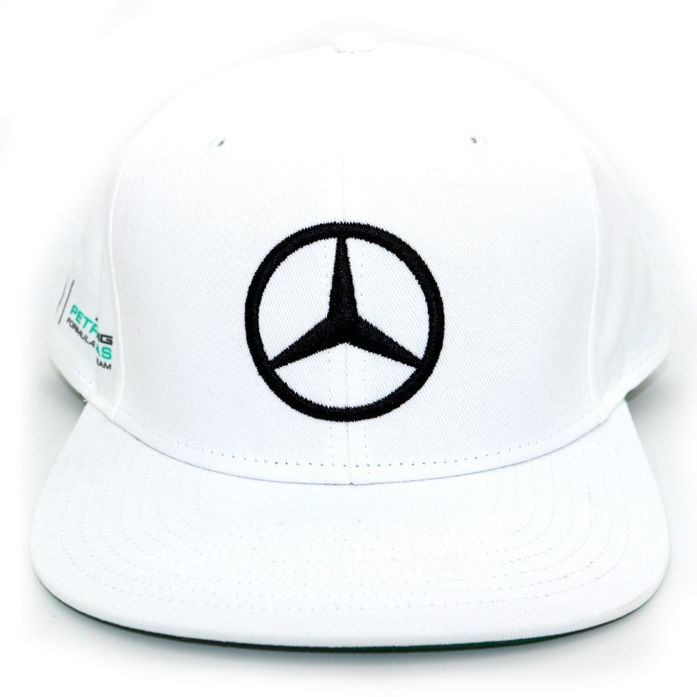 Mercedes AMG F1 Driver Lewis Hamilton Mexico Limited GP Cap Official 2016 000bac96e09