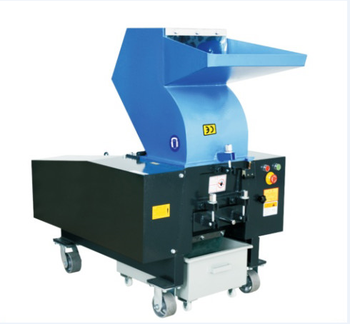 PET Plastic Bottle Crusher Use Plastic Machinery