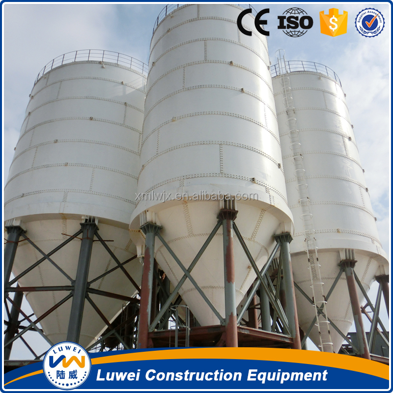 Competitive Price of Fly Ash Silo from LUWEI Cement Tank Factory