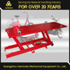durable good quality motorcycle scissor lift jack stand for motorbike