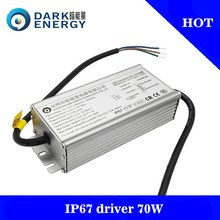 waterproof electronic led driver 70w 1500MA