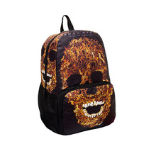 Factory Directly Sale New Designer Skull Packbag (PB1008)