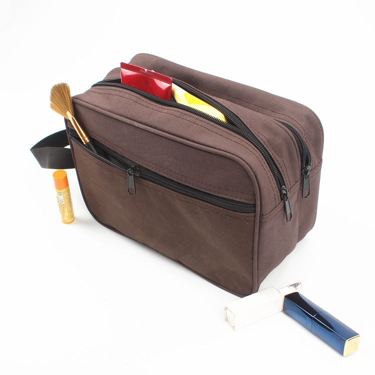 Cosmetic Makeup Organizer Shaving Dopp Case Bathroom Kits Bags Toiletry Bag for Men