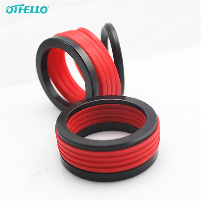 chevron packing hydraulic v combination seal