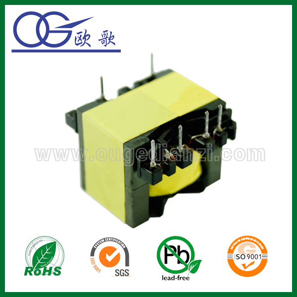 PQ2020 ht & lt transformer,vertical,pin6+8