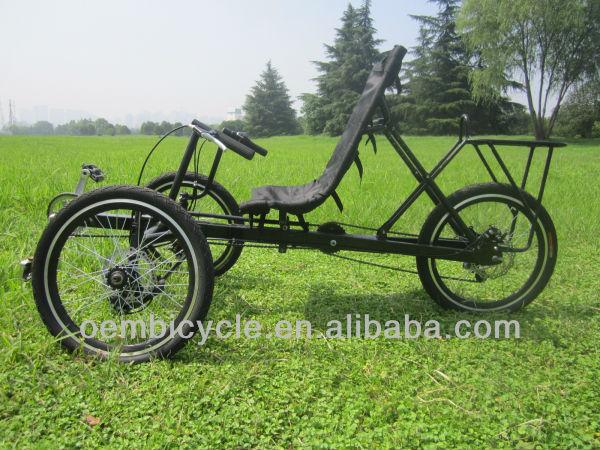 20 zoll 3 r der 6 gang liegerad freizeit erwachsene dreir der bike aus china fahrrad produkt id. Black Bedroom Furniture Sets. Home Design Ideas