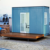Detachable  Light Steel Structure Modular cheap kitchen  prefab tiny shipping glass container  home