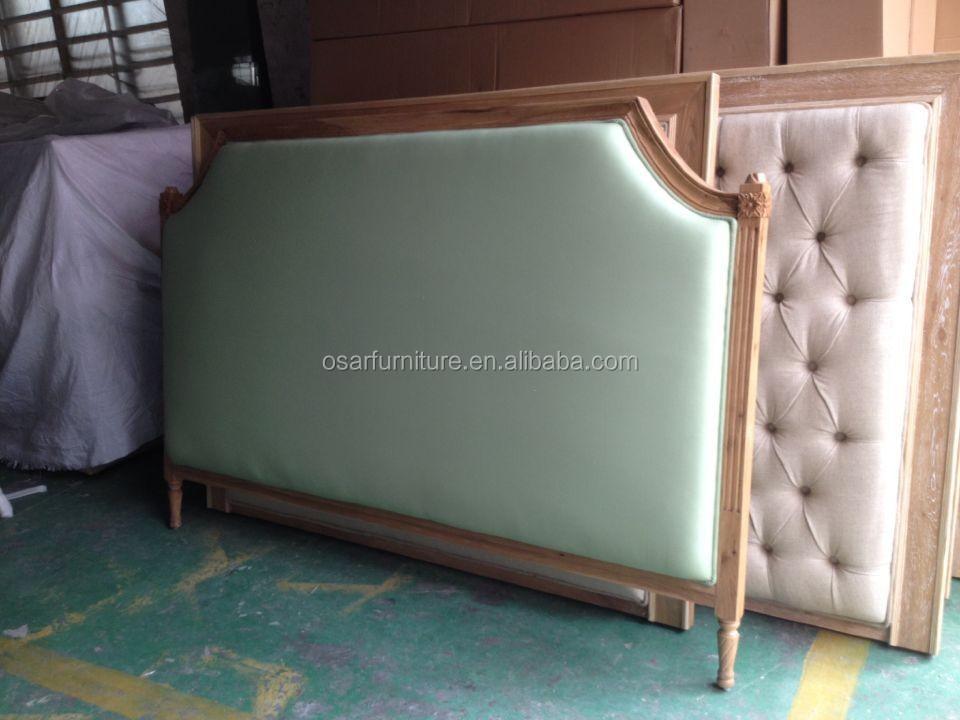 Luz Verde Velvet King Size Cama Cabecera - Buy Hotel Cabecero De ...