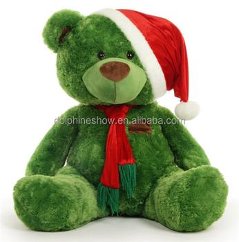 Human Size Plush Toy Giant Christmas Teddy Bear Doll Custom Cute ...