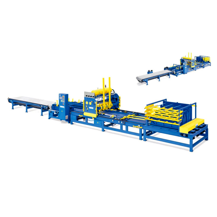 New Wooden Pallet Automatic Production Line