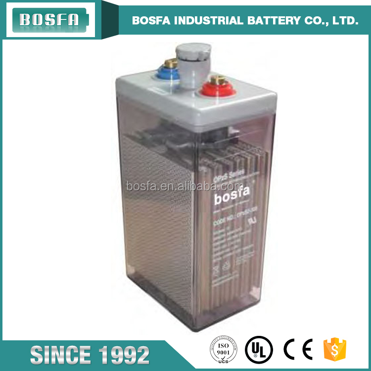 maintenance free lead acid batteries telecom system usage opzs 2v 300ah battery