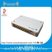 Korea built car audio processor,digital sound processor digital car processor,DSP-6800 8CH car DSP processor