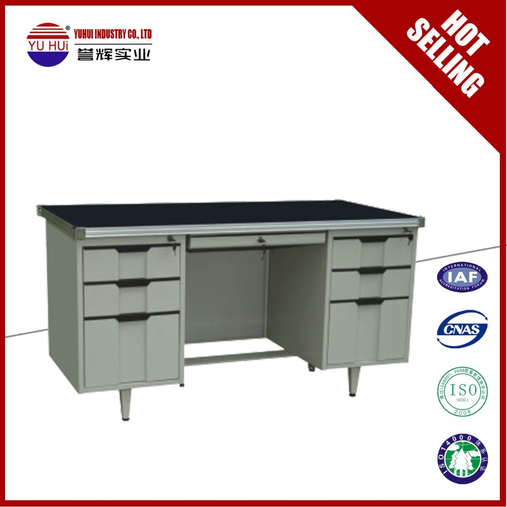 Metal Cheap Office Desk Price / Factory Direct Sell Cheap Office