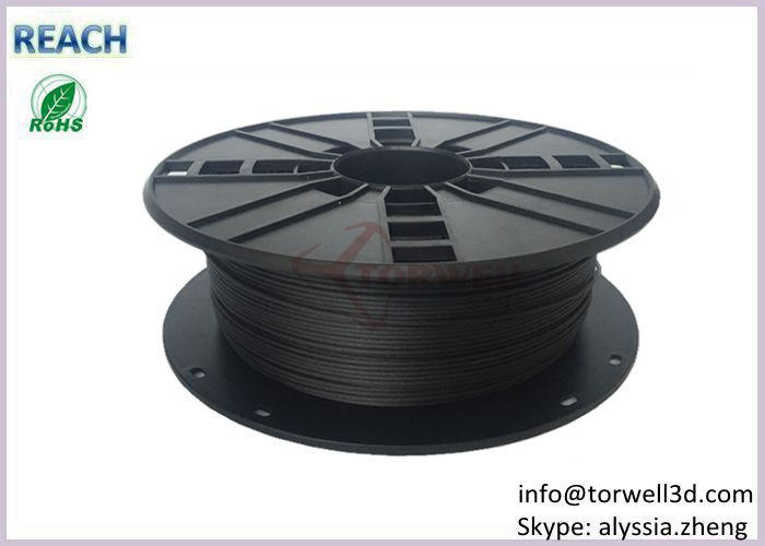 New 3D filament 1.75 / 3mm PLA Carbon fiber filament for FDM 3D printer