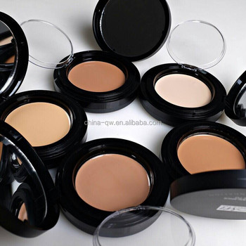 Menow F13008 cosmetic powder foundation with mirror
