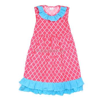 210155336962 New Summer Baby Dress Fashion Design 1 Piece Four Leaf Clover ...