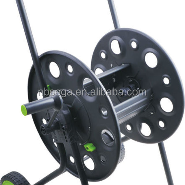 Metal water hose reel car with 2 wheels for easy moveSG1127  sc 1 st  Alibaba & Buy Cheap China metal water hose reel Products Find China metal ...