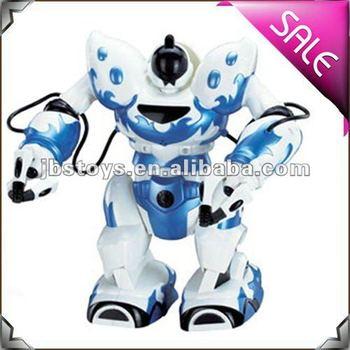 Super Intelligent Infrared Radio Control Robot