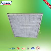Large Dust Capacity Outdoor Air Handlers Carbon Filter
