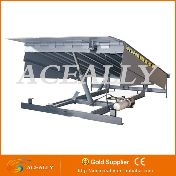 Stationary Load Inverter Pallet Inverter Bulle Pallet: Manufacturing Loading Manual Edge Vertical Lift Power Ramp