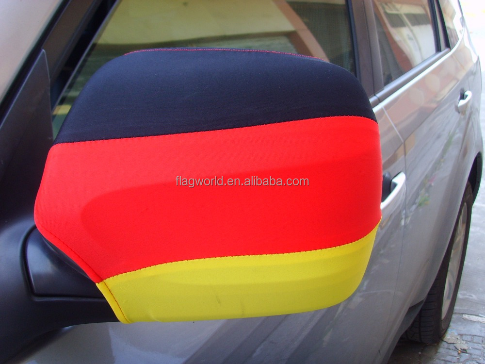 2016 UEFA EURO car mirror flag / Football Fans car wing mirror cover flag