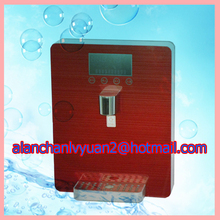 second temperature heating dispenser/silicone hose water delivery