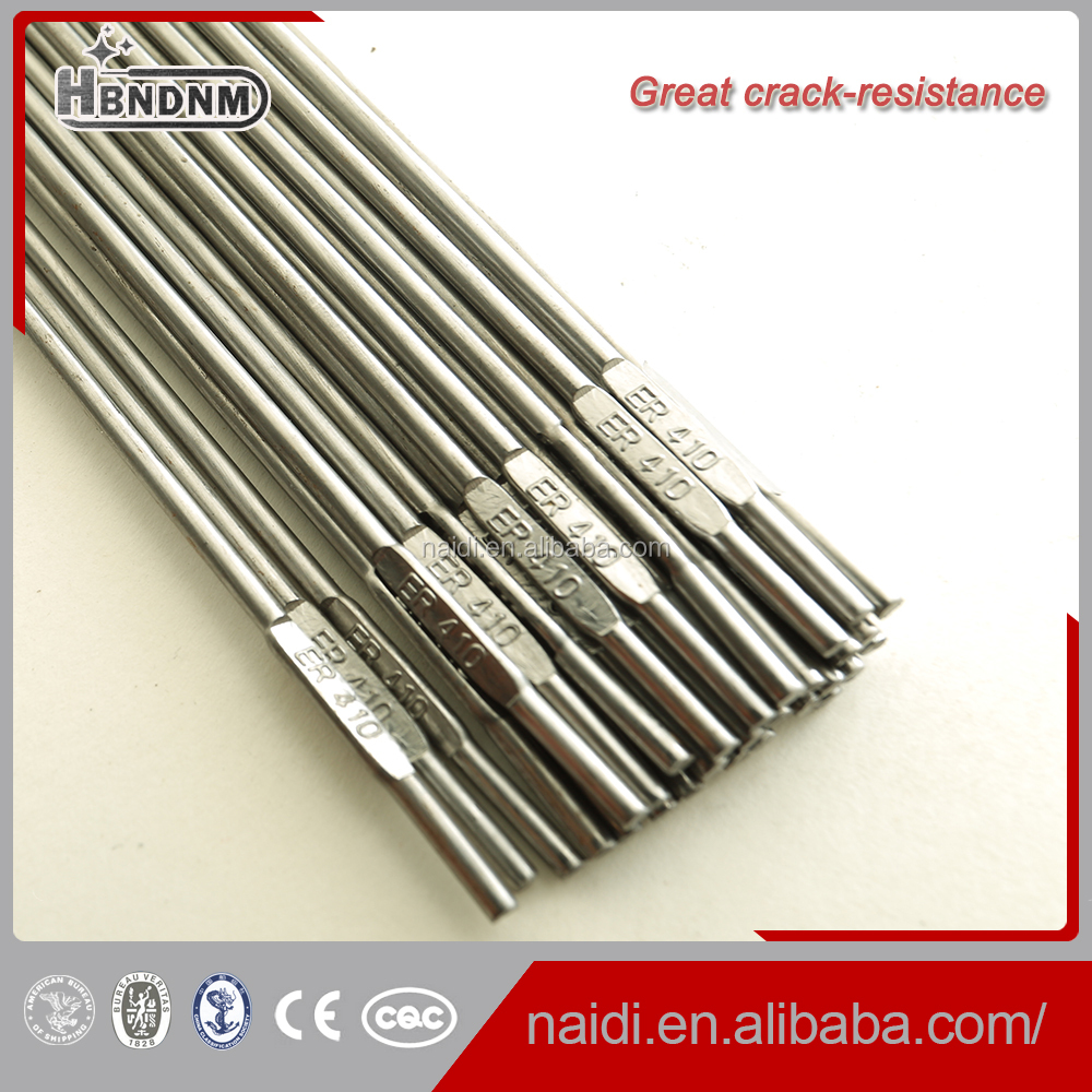 Tig Ss Welding Wire Aws A5.9 410 Er430 3.15mm Price Per Kg - Buy ...