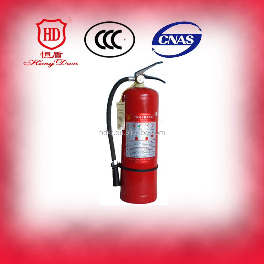 empty fire extinguisher made in China