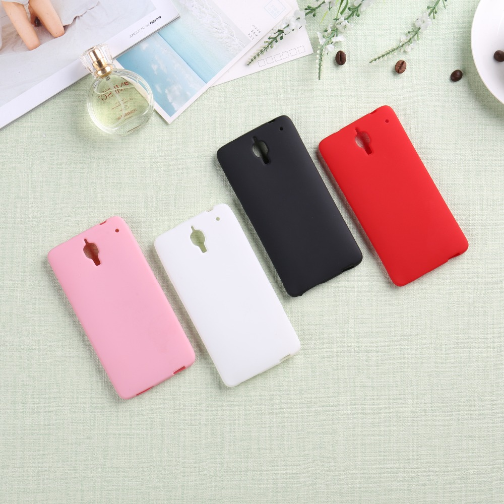 Hot black red white pink silicone tpu cover case for xiaomi mi 4i, for xiaomi redmi 4 case, mobile phone shell for xiaomi 4