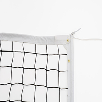 outdoor sport game equipment beach volleyball net