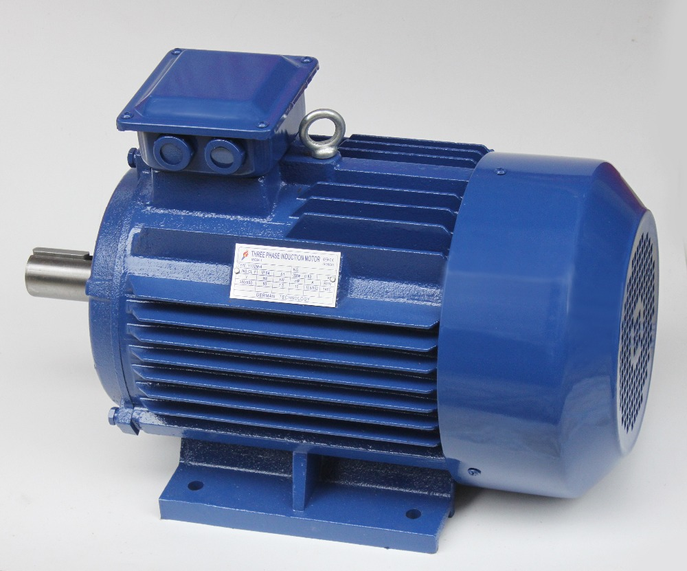 Y3 series 2 pole 15kw three phase induction electric motor ac