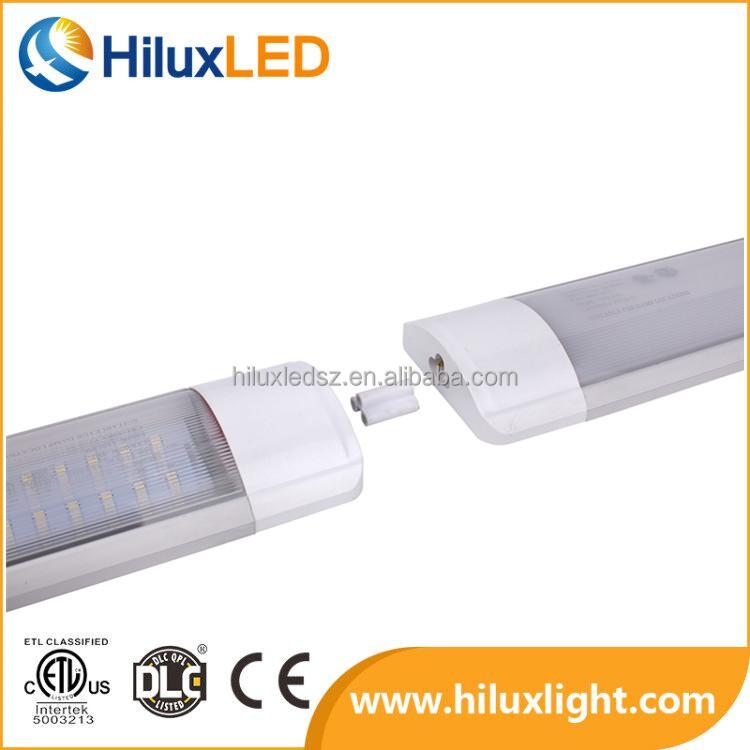 Dlc&etl,Led Batten Light,40w,1200mm,4400lm,Led Linear Pendant ...