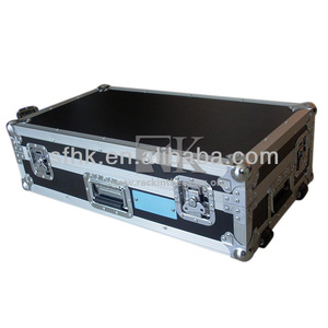 Professional DJ Rack case flight case fly case in RK