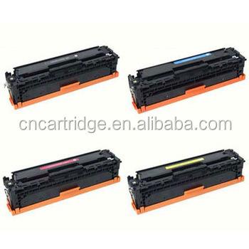 CE410A/CE411A/CE412A/CE413A laser printer toner cartridge