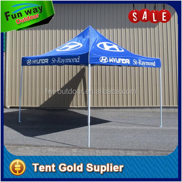 Wind Resistant 6x6 7x7 12x12 Canopy Tent With 40mm Sturdy