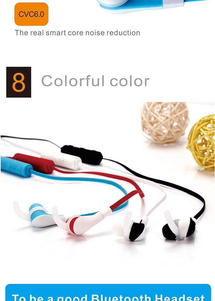 New Products On China Market Ep-bt6 Bluetooth Headphone Earphone ...