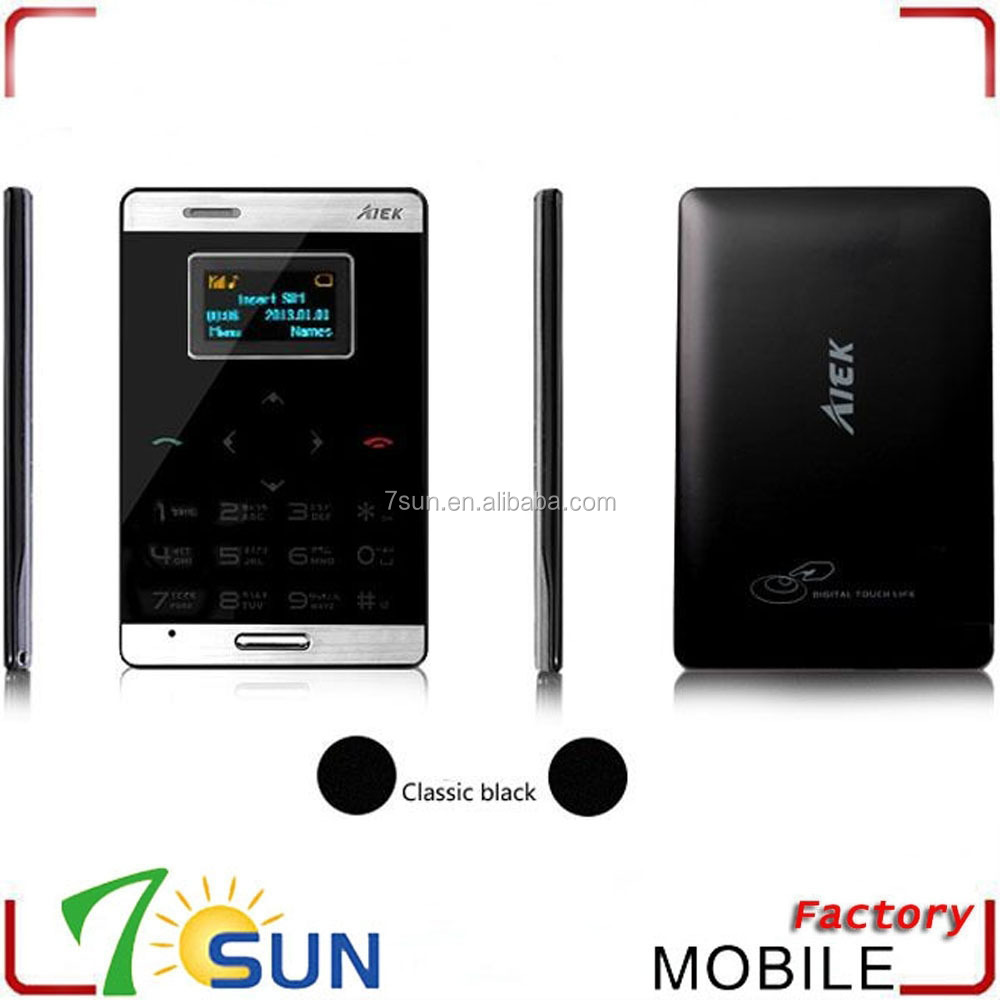 high quality 2016 aiek m3 very small size mobile phone
