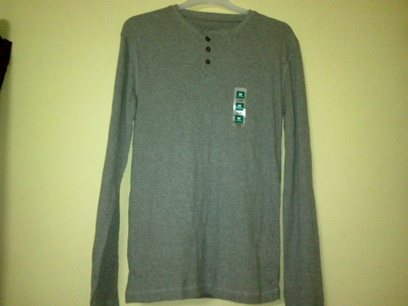 Long Sleeve Serafino