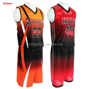 3b816a716f8 Good quality basketball jersey reversible mesh dri fit basketball jersey  2016 latest design custom basketball