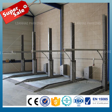 Combine - 2 level parking lift / Column shared design/ cheap price