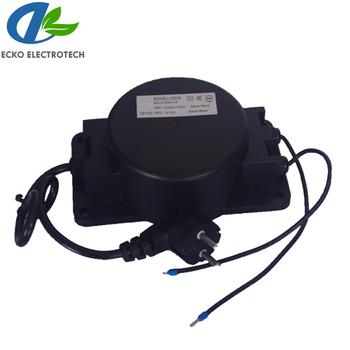 12v 200w Black Outdoor Transformer Weatherproof Ip66 Garden Lighting 200va  Ac - Buy Garden Lighting 200va Ac,Outdoor Transformer 200va Ac,Ip 66