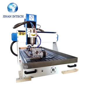 Ce Standard 6090 Mach3 Usb Port Pcb 3 Axis 4 Axis Cnc Router Machine