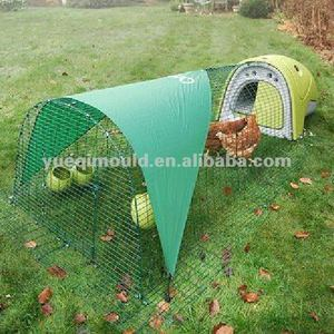 plastic pet house manufactured by rotomolding